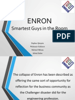 Enron Final Power Point