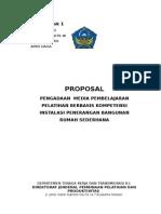Proposal Media Pembelajaran Listrik.doc