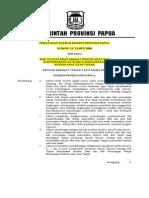 Perdasus Papua 23 Th 2008 Hak Ulayat