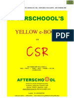 Yellow Book on Csr