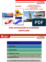 NOTIFICACION DE ACCIDENTES MODIFICADA 97.ppt