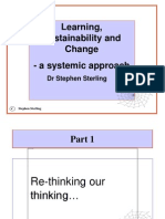 Stephen EfS Systems Thinking