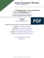 foucault social study of ICTs.pdf
