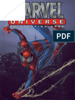 Marvel Universe RPG Core Rules