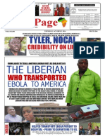 Thursday, October 02, 2014 Edition
