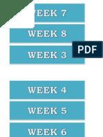 Week Label