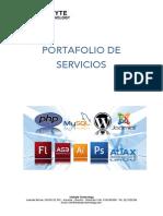 Portafolio de Servicios Clientes