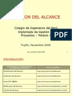 PMI CIP Sesión 1c Gestión del Alcance.ppt