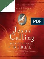 210498855 Jesus Calling Devotional Bible NKJV