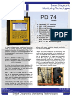 Handheld PD Monitor Brochure SDMT_PD74