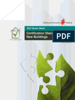 BCA Green Mark Certification Standards - 2010