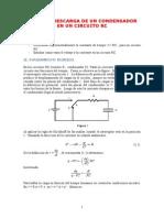CARGA Y DESCARGA DE UN CONDENSADOR xD.doc