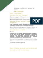 Programa Economía 1 UCSE