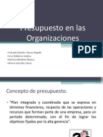 Presupuesto en las organizaciones.pptx