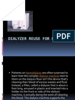 Dialyzer Reuse for Dialysis PPT