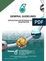 PETRONAS Guidelines