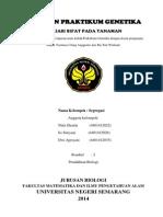 Laporan Praktikum Genetika bab 3