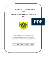 Spec. Jalan dan Jembatan 2014.pdf