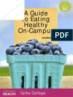 COLBY Nutrition Booklet