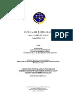 6-Dokumen Pemilihan Studi DED Pelabuhan Selayar