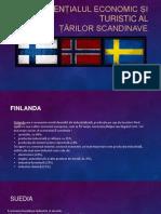Potentialul economic al tarilor scandinave