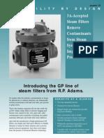 Bulletin 122 - GP Steafgfm Brochure