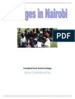 Colleges in Nairobi