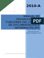 MANUAL DE ORGANIZACION Y FUNCIONES CDI 2010A.doc