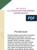 Falsafah Dan Paradigma Keperawatan Ppt