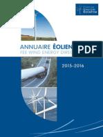 Annuaire éolien FEE  édition 2015-2016