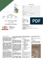 GIS FDP Brochure