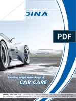 Ardina Car Care - Brochure 2013