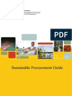 Sustainable Procurement Guide