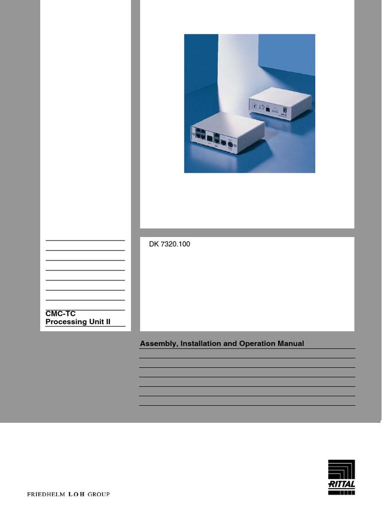 cmc puii user manual ip address computer network rh scribd com Iomax Archangel CMC Electronics Quebec