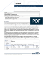 DPI-SSL Importing CA Certs Technote