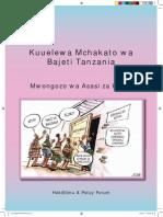 KUUELEWA MCHAKATO WA BAJETI TANZANIA