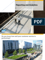 SAP BCM 7 Contact Center Reporting and Analytics