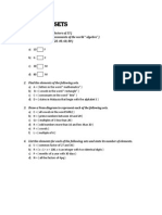 Element, Number, Venn Diagram