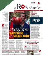 """""""Perché anche Draghi insiste sul mercato del lavoro?"""" di Thomas Fazi, in """"Rassegna Sindacale"""" n. 34 (pp. 2-3)"""