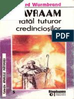 Avraam Tatal Tuturor Credinciosilor