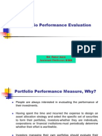 Portfolio Performance Evaluation.ppt