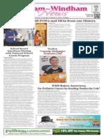 Pelham~Windham News 10-3-2014