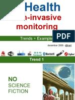 Non Invasive Health Monitoring with mHealth