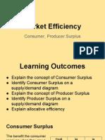 unit 2 - lesson 8 consumer-producer surplus