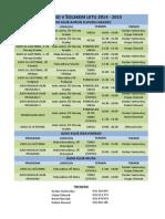 JK ACRON SG - Treningi 2014 / 2015