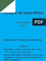 Aula 6.1 - Prolapso da Valva Mitral.pptx