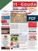 De Krant Van Gouda, 2 Oktober 2014