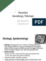Parotitis mira.pptx