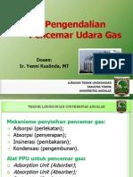Pemantauan Dan Pengendalian Pencemaran Udara 8