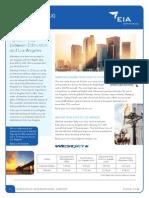 LAX - EIA factsheet